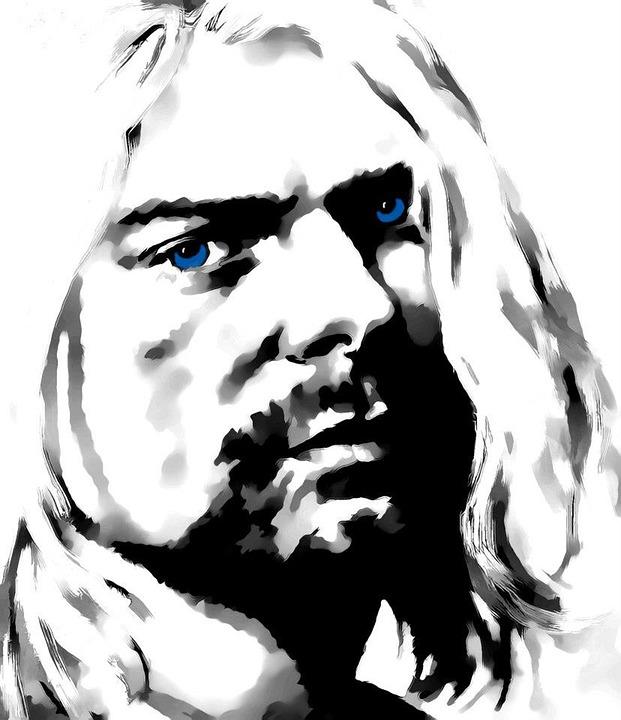 Kurt Cobain – grungens ansikte