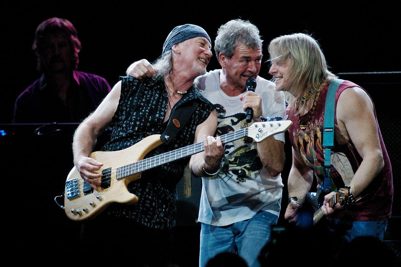 Deep Purple och de många medlemsbytena